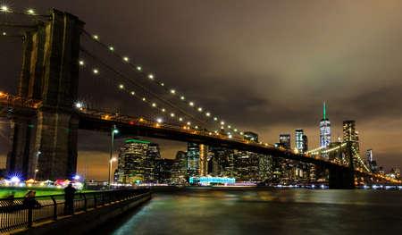 Brooklyn Bridge, New York City, United States