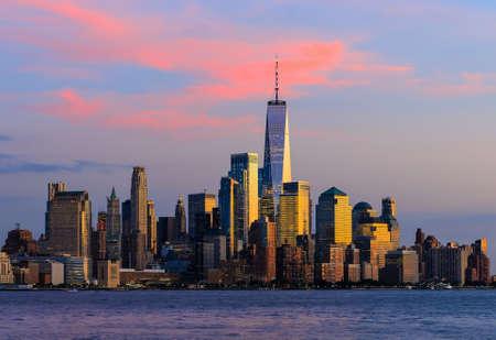 Manhattan, New York, États-Unis Banque d'images
