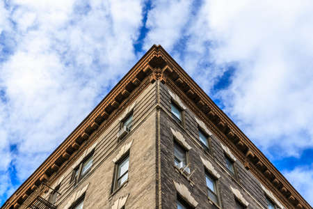 Building in Manhattan, New York City, United States Stok Fotoğraf