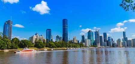 Brisbane City, Queensland, Australia Stok Fotoğraf