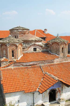 former yugoslavia: Ancient monastery Treskavec in Pelagonia region, off town of Prilep, Macedonia