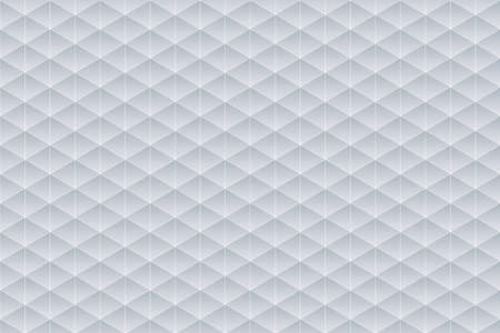 trigonal: White and cool grey texture composed of symmetrical triangles
