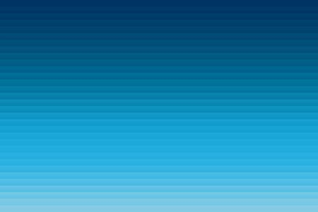 Bright horizontal striped background. Blue gradient lines. Glitch texture.