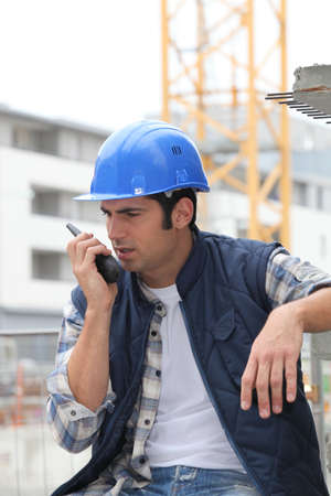 talkie: Builder on walkie talkie