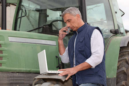 modern farmer photo