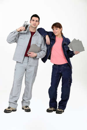 We do it together Stock Photo - 10782681
