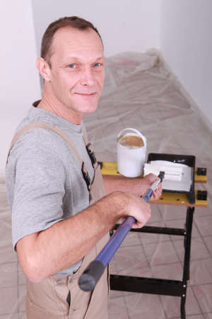 painter and decorator: Painter