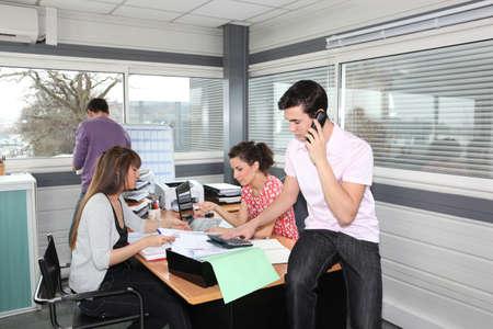 advisers: Collaborators at work