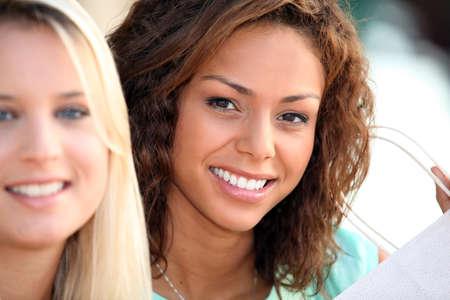 Young women photo
