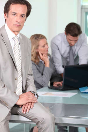 Business director Stock Photo - 11717619