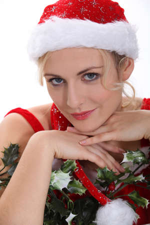 Mrs Claus photo