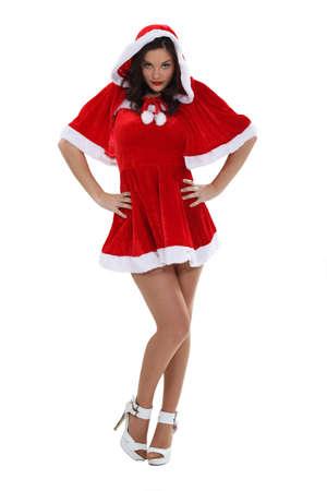 sexy santa: Saucy Miss Santa