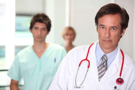 man 40 50: Doctor.