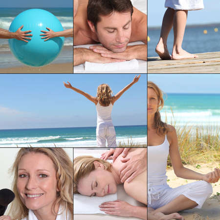30 35 years women: Beauty and relaxation
