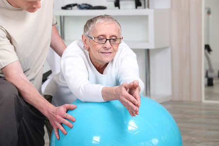 hometrainer: Physical therapy