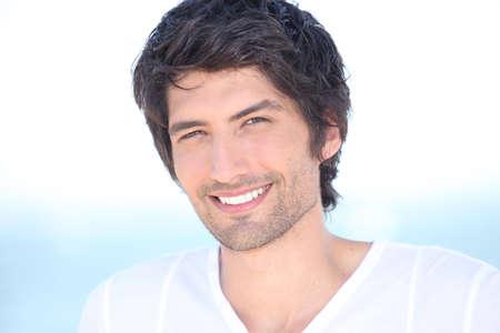 Handsome man portrait. Stock Photo - 11134919