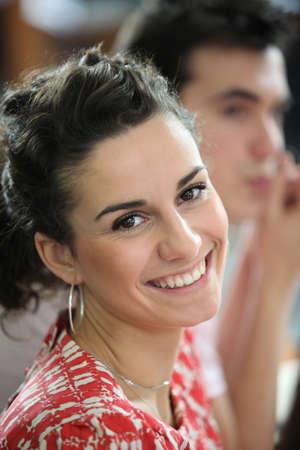 Smiling woman Stock Photo - 11135747