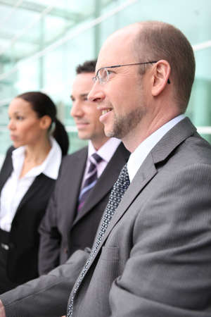 businessmen in a office meeting Stock Photo - 11135634