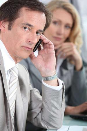 portrait of a businessman Stock Photo - 11135745