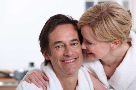 Couple laughing Stock Photo - 11135762
