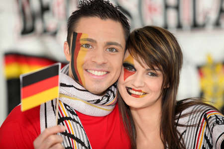 German Unity Day photo