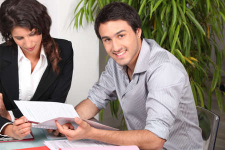 business partners Stock Photo - 11342169