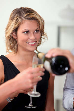 Office business party Stock Photo - 11338843