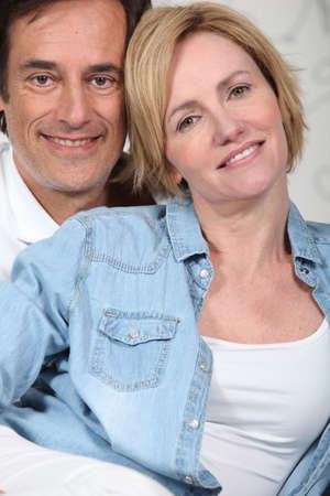 portrait of a couple Stock Photo - 11306718