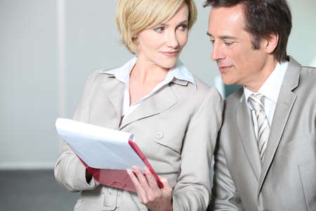 Office discussion Stock Photo - 11319142