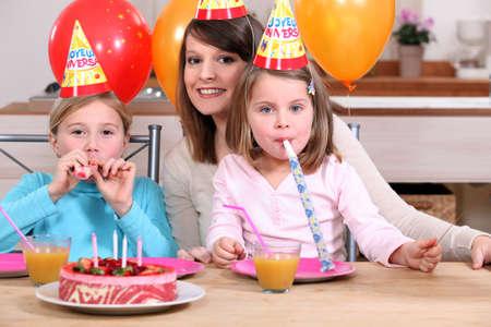 Birthday party Stock Photo - 11316831