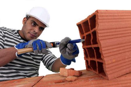 bricklayer: Alba�il