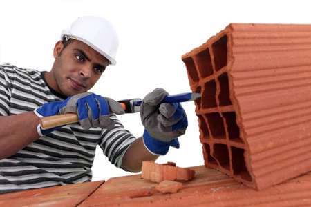 Bricklayer photo