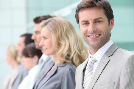 professionalism: Skillful salesteam