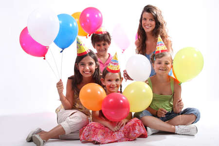 boys party: Children
