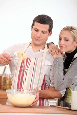 Paar koken