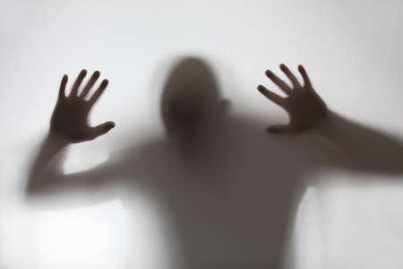 shadow: A human shadow