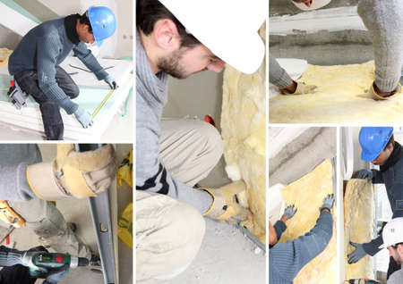 Insulating mosaic Stock Photo - 11603732