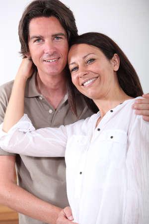 Couple hugging Stock Photo - 11603515