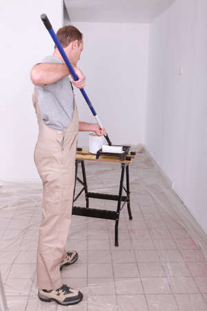 Painter Stock Photo - 11610283