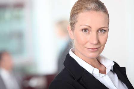 portrait of a businesswoman Stock Photo - 11610260