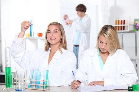 16 17: Chemistry lesson