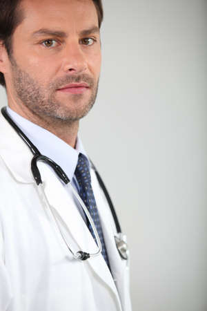 consultant physicians: Male doctor