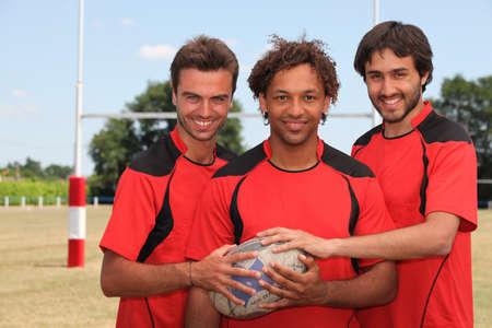 amateur: Jugadores de rugby