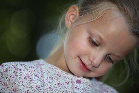 5 6 years: Blond girl