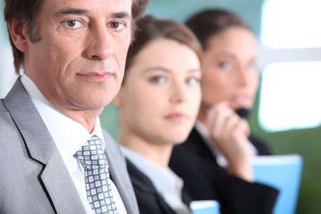 Business people Stock Photo - 11755953