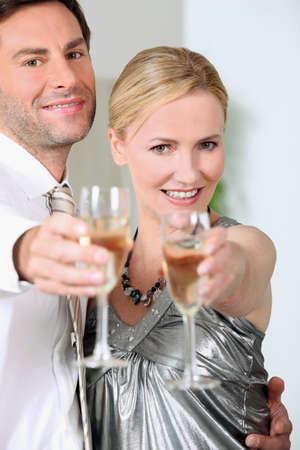 Cheers! Stock Photo - 11757203