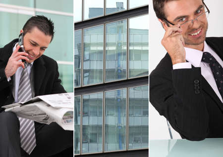 young businessman Stock Photo - 11755148