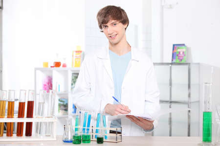 laboratory technician Stock Photo - 11774849