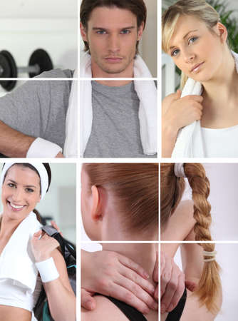 contracture: Fitness