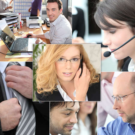 building sector: tertiary sector teamwork